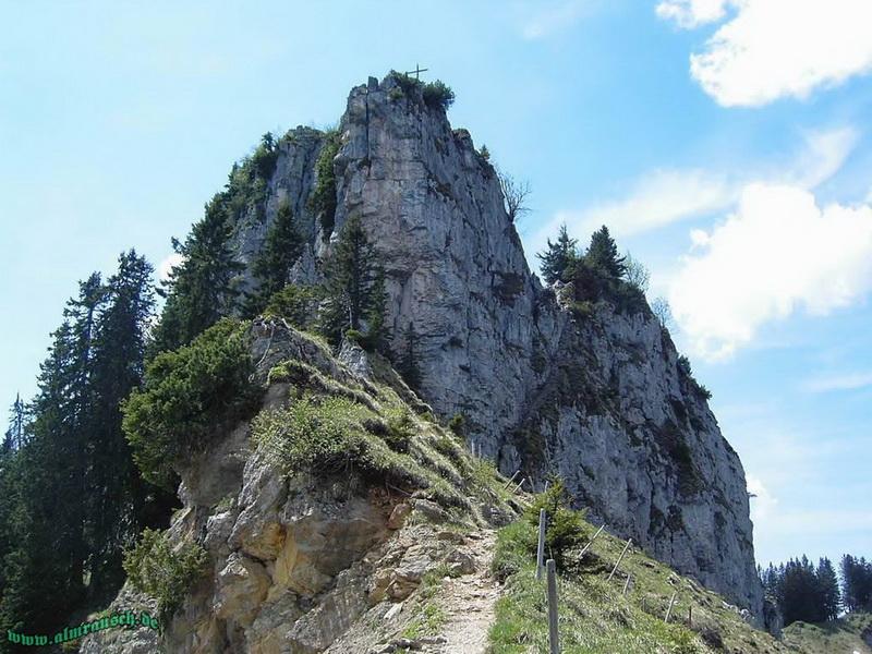 Klettersteig Besler : Besler